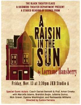 Raisin in the Sun Flyer Mini
